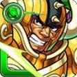 牡牛座の黄金聖闘士 アルデバラン