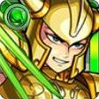 山羊座の黄金聖闘士 シュラ